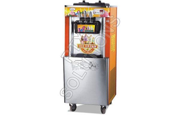 Utcai, automata  lágyfagylaltgép, 2 + 1 íz 45L / h